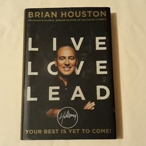 Live Love Lead by Brian Houston